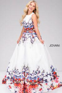 Plesové šaty Jovani 48659