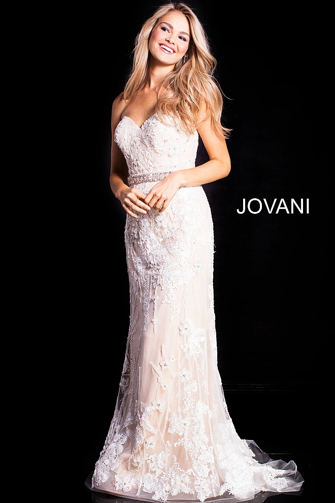 Luxusní šaty Jovani 48724