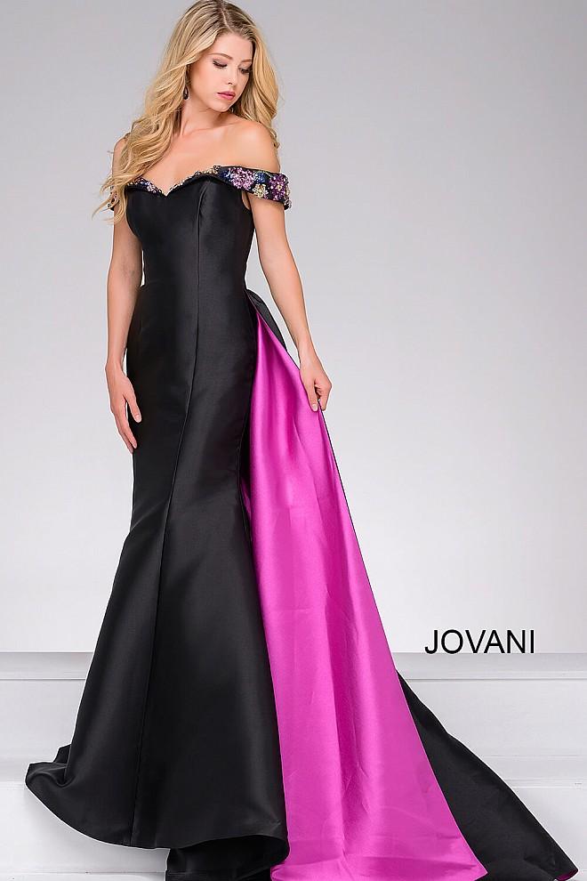 Plesové šaty Jovani 48747