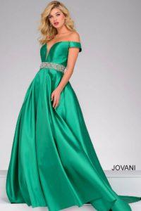 Plesové  šaty  skladem Jovani 48783