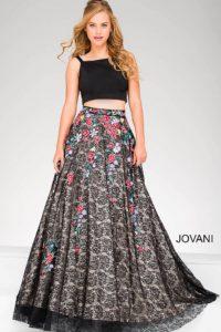 Plesové šaty Jovani 48892