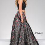 Plesové šaty Jovani 48892 foto 2