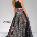 Plesové šaty Jovani 48892 foto 1