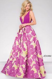 Plesové šaty Jovani 48923