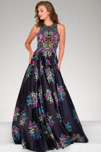Plesové šaty Jovani 49225