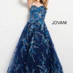 Večerní šaty Jovani 49315 foto 5