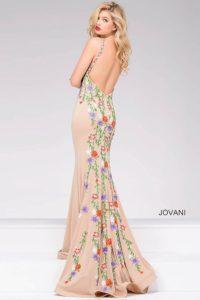 Plesové  šaty  skladem Jovani 49427