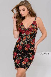Koktejlové šaty Jovani 49621