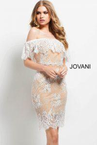 Koktejlové šaty Jovani 49816