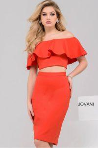 Koktejlové šaty Jovani 49924