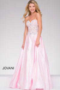 Plesové šaty Jovani 49955
