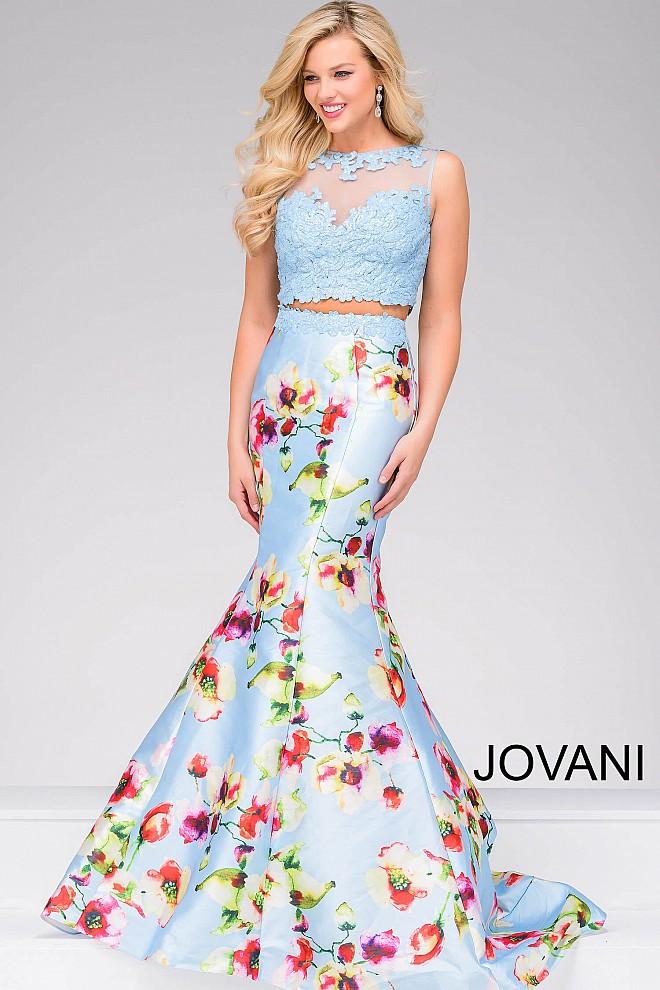Plesové šaty Jovani 49989
