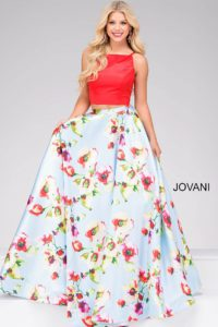 Plesové šaty Jovani 49990