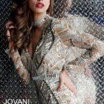 Koktejlové šaty Jovani 49997 foto 4
