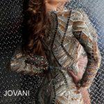 Koktejlové šaty Jovani 49997 foto 2