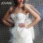 Koktejlové šaty Jovani 50122 foto 2