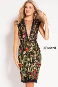 Koktejlové šaty Jovani 50735