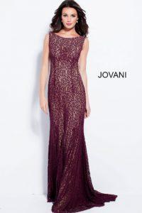 Plesové  šaty  skladem Jovani 50757