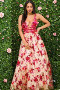 Plesové šaty Jovani 50999
