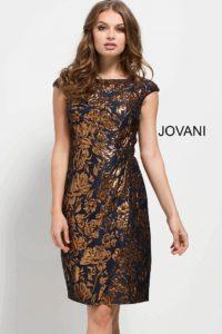 Koktejlové šaty Jovani 51001