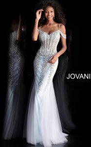 Plesové šaty Jovani 51115B