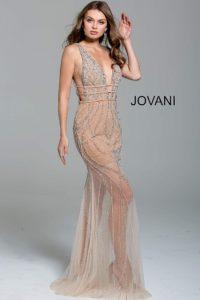 Plesové šaty Jovani 51272