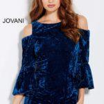 Koktejlové šaty Jovani 52043 foto 2