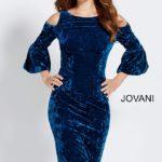 Koktejlové šaty Jovani 52043 foto 3