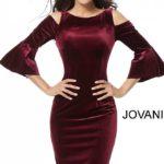 Koktejlové šaty Jovani 52080 foto 1