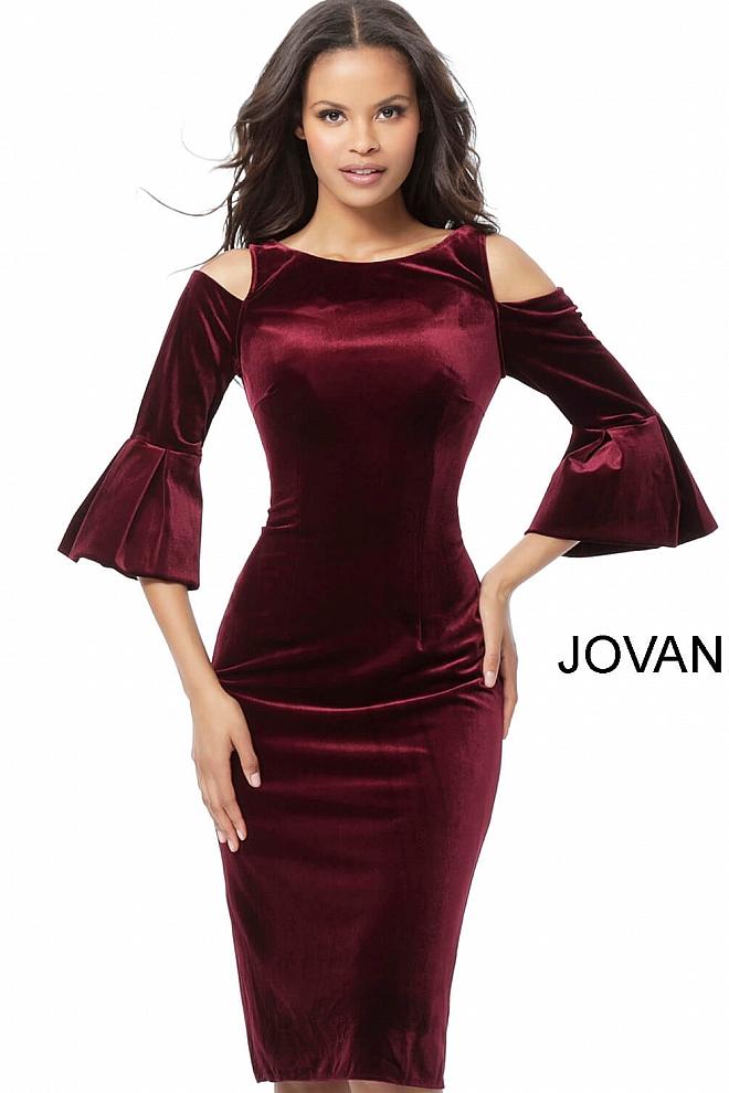 Koktejlové šaty Jovani 52080