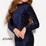 Koktejlové šaty Jovani 52184 foto 2