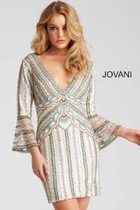 Koktejlové šaty Jovani 52208