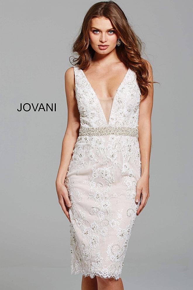 Koktejlové šaty Jovani 53031