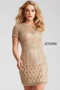 Koktejlové šaty Jovani 53045