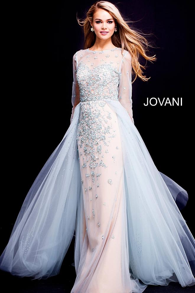 Plesové šaty Jovani 53743
