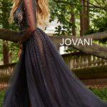 Plesové šaty Jovani 53743 foto 2