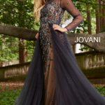 Plesové šaty Jovani 53743 foto 4