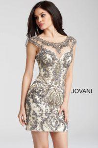 Koktejlové šaty Jovani 54548