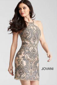Koktejlové šaty Jovani 54592