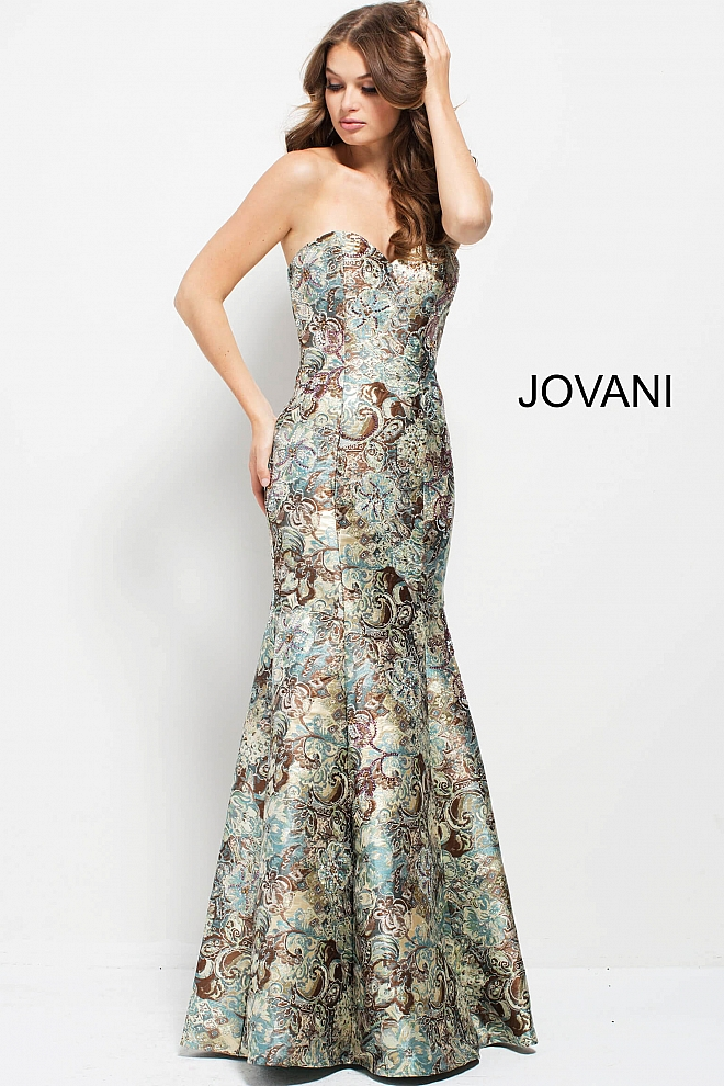 Večerní šaty Jovani 54603