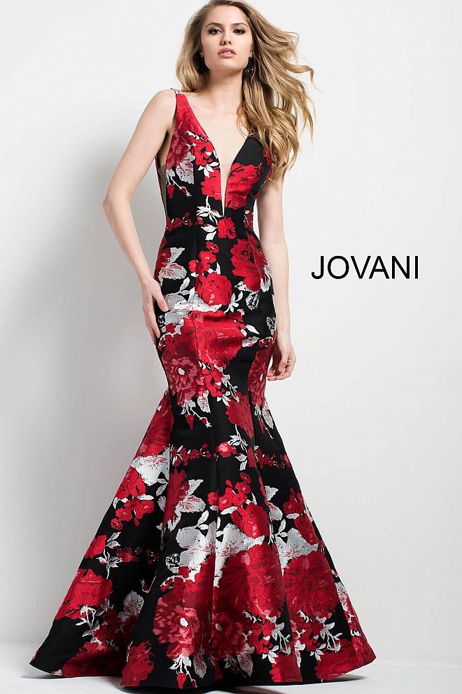 Plesové šaty Jovani 54809