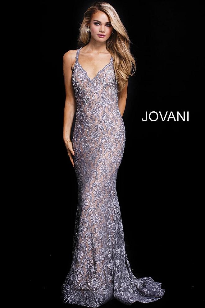 Plesové šaty Jovani 54853