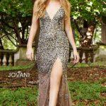 Plesové šaty Jovani 55030 foto 1