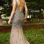 Plesové šaty Jovani 55030 foto 2