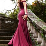 Plesové šaty Jovani 55187 foto 5