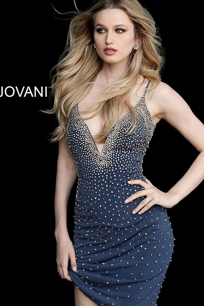 Koktejlové šaty Jovani 55188