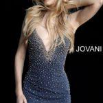 Koktejlové šaty Jovani 55188 foto 3