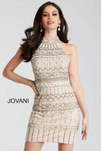 Koktejlové šaty Jovani 55233