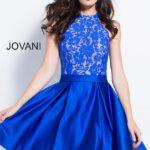 Maturitní šaty Jovani 55300 foto 3
