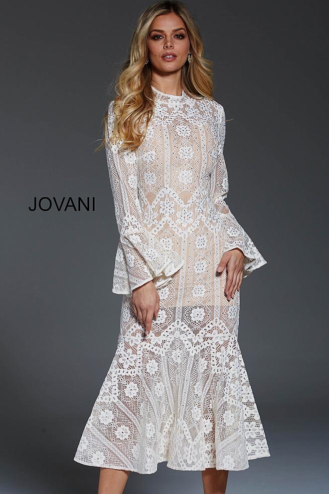 Koktejlové šaty Jovani 55325